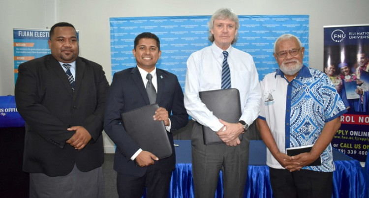 Elections Office Plays Critical Role, Says Fiji National University Vice Chancellor