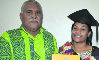 Matai thanks late mum for having confidence in her