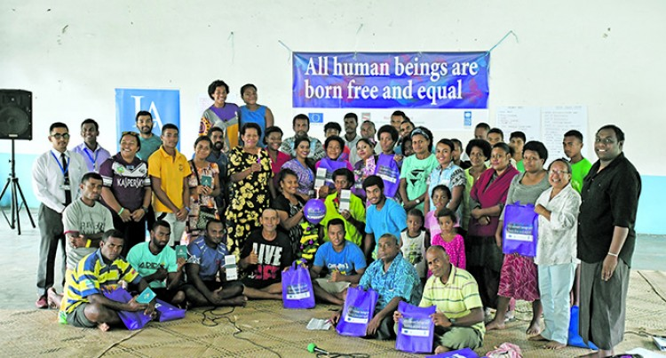 Celebration: Human Rights Day Observed In Levuka