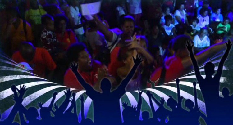 FBC Hosts Suva, Nadi New Year's Street Party For 2018