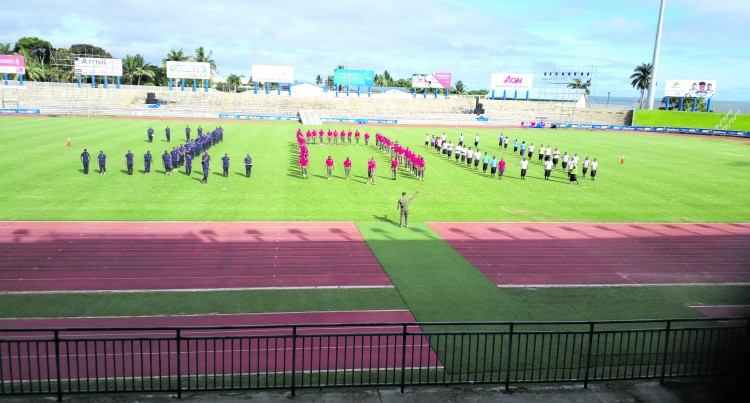 Military Tattoo bands to march through city today