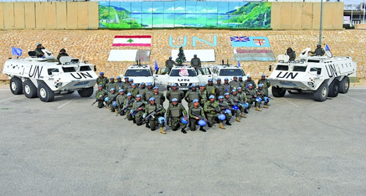 Our Peacekeepers Stage Own Christmas Celebrations