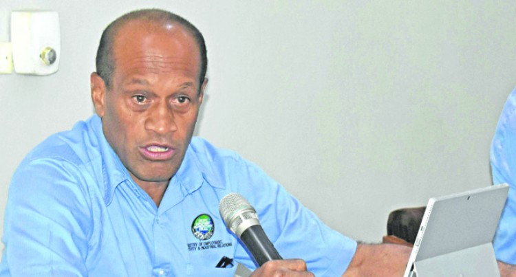 Govt Works On New Ports For Vanua Levu