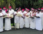 Christmas Message At Tanoa  International: Be happy And Celebrate