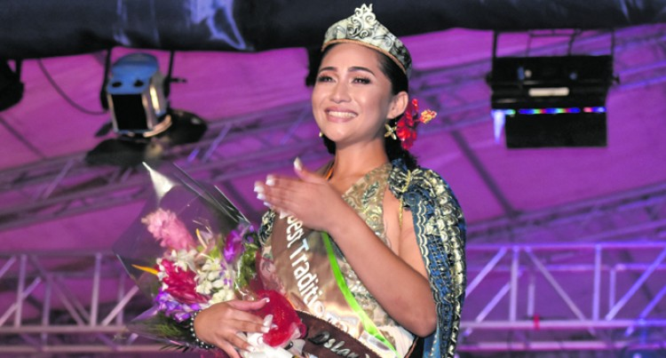 2017 Miss Pacific Islands Shares Her Hopes