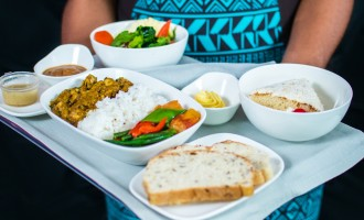 Fiji Airways Catering Back Today