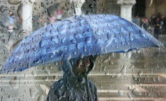 Heavy Rain And  Strong Wind Alert For The Fiji Group