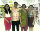 Charan Jeath Opens His Nabua Supermarket