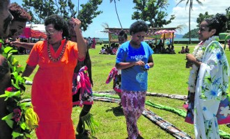Two-Day Fete Raises $68,000 In Lomaloma