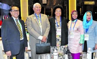 Luveni Tables Gender Push at Meeting in Vietnam