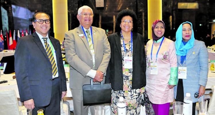 Luveni Tables Gender Push at Meeting in Vietnam