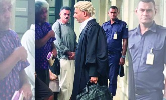 Accused Columnist Seeks High Court View on Constitution