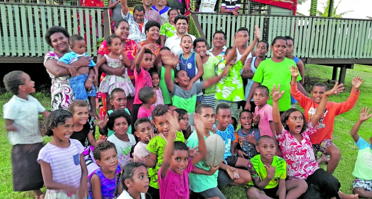 Navakawau Villagers Bring Grievances To Talanoa Session