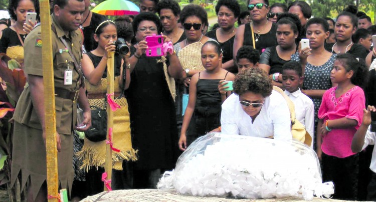 'Dedicated Soldier' Laid to Rest