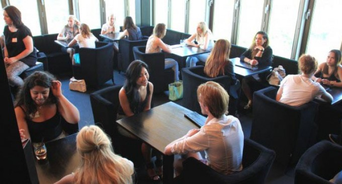 Speed dating for college students
