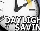 Short Take: DAYLIGHT SAVING Ends Jan 14th