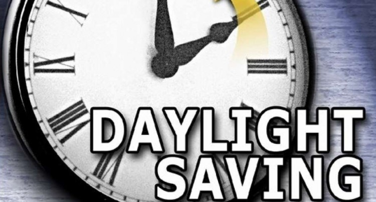 Short Take: DAYLIGHT SAVING Ends Jan 14th