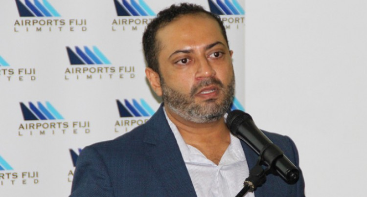 Geoffrey Shaw Replaces Faiz Khan As Chairman Of Fiji Airports