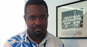 ANZ Fiji Accountant, Salesitino Bau Komainalovo.