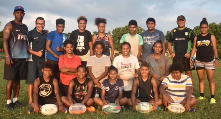 New Players For Nadi Blazers