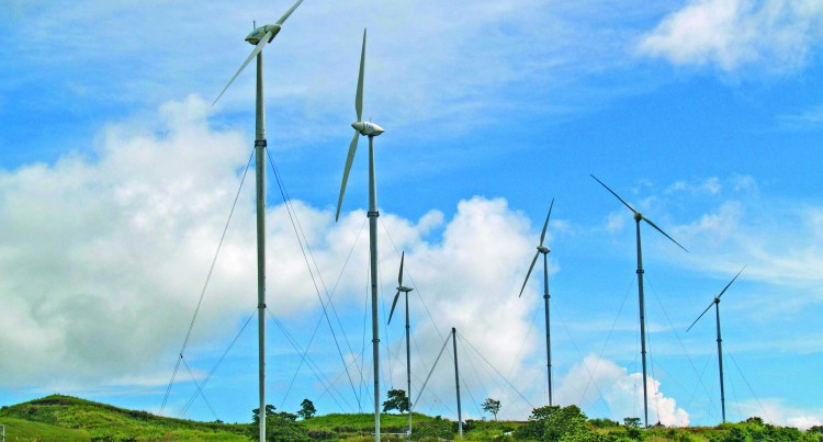 Wind Farm Queries Takes Centre Stage