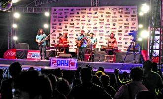SUVA DANCES AWAY 2017, PARTIES IN THE NEW YEAR