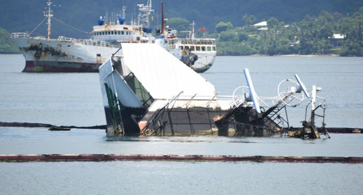 FPCL Works With Vessel Owner For Its Removal