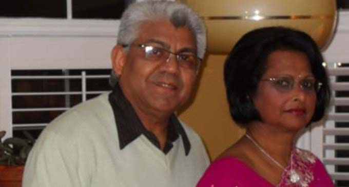 Prem and Gyan Singh at their home in Oakville, Ontario, Canada. Photo: Global News