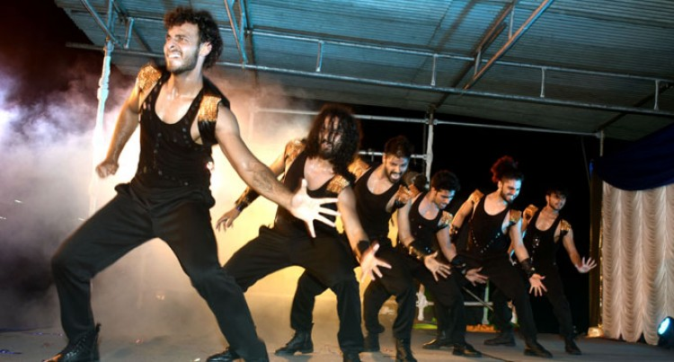 Dance group rocks Nadi audience