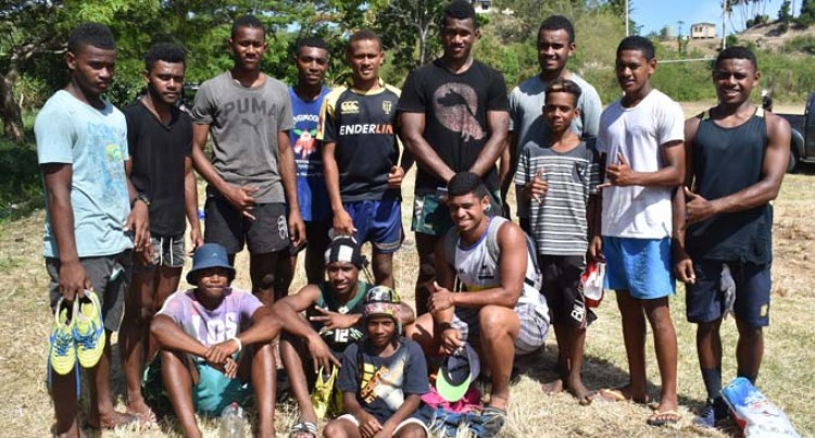 Students Join Davetalevu