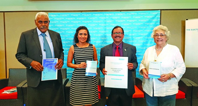 FEO Launches 2018 General Elections Publication Handbook