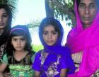 Ainul, 59, Overjoyed At Daughter, Grandkids' Return