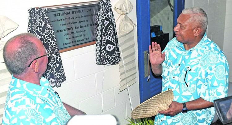PM: New Facilities To Boost Sports, Economy