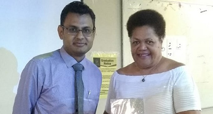 Research Book Written  By FNU Lecturer Released