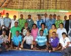 Navetau Village In Coast Watch Programme