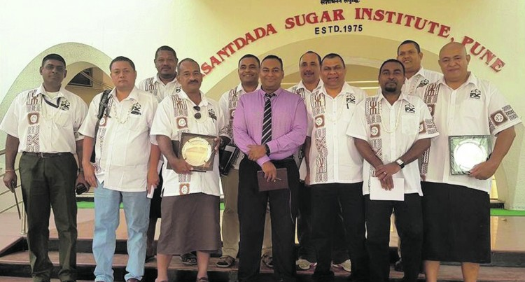 Fiji Sugar Corporation Engineers Graduate