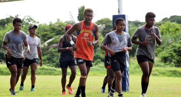 Tanivula Wants Fit Fijiana
