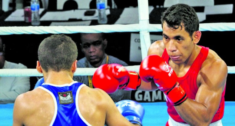 Boxing 3 for Commonwealth Games