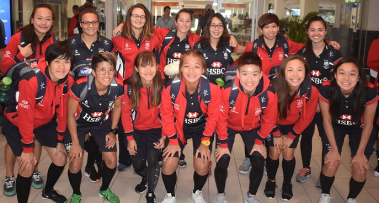 Hong Kong Women Take On Challenge