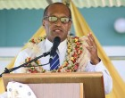 Minister Usamate Opens USP Orientation Week