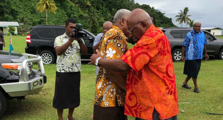 Positive Response To PM-Rabuka Meeting