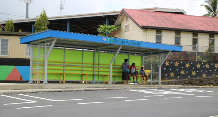 FRA to Build 84 Bus Shelters