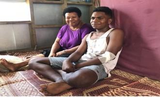 'Hero' Boy Helps Catch Suspect