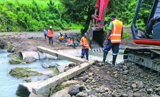 Permanent Bridge Planned For Vakabuli Paipai