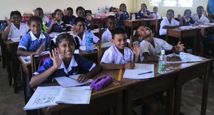Students Grateful To Begin School Year In New Block