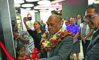 Usamate Opens LTA Suva Express Office