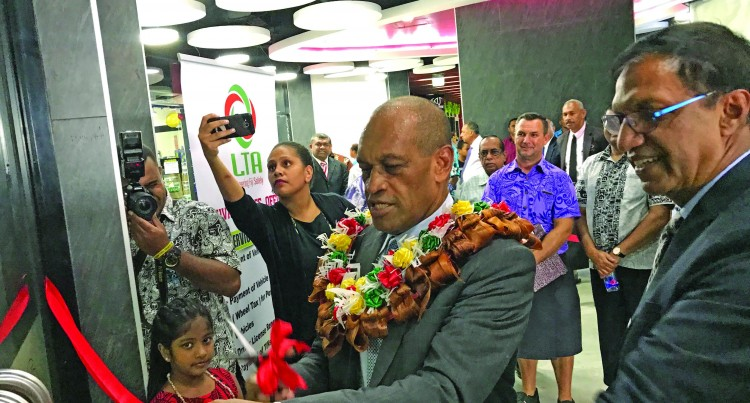 Usamate Opens LTA Suva Express Office