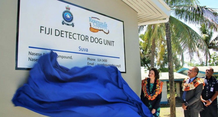 Sniffer Dogs Detect $1.6million Worth of Hard Drugs: Haddad