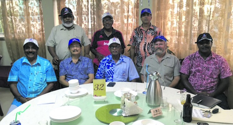 Nadi Airport Reunion 2018 Shaping Up