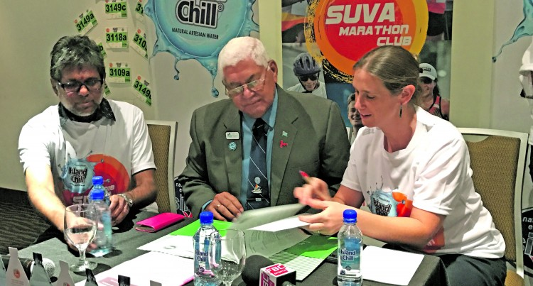 Suva Marathon On July 21